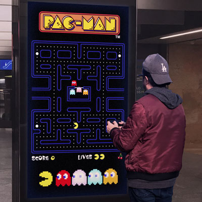 Pac-Man Gallery